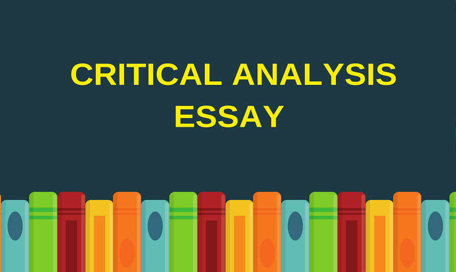 Illustrative guide on writing a Critical Analysis Essay