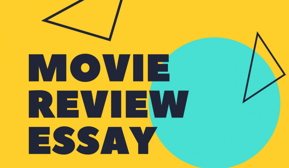 How to Write a Movie Review Essay: Guide and illustrations