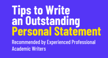 How to Write a Personal Statement: Samples, Guide and Template