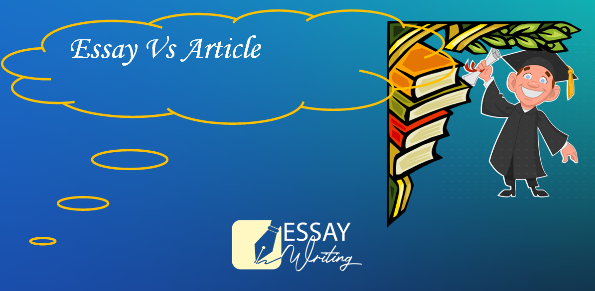 What differentiates Academic writing from Article/Blog Writing?